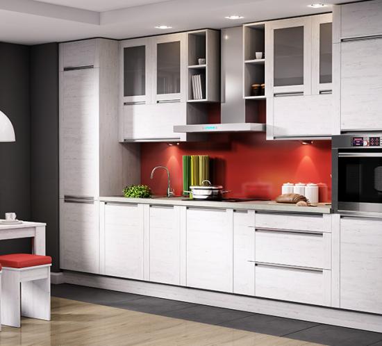System mebli kuchennych OLIVIA SOFT 04